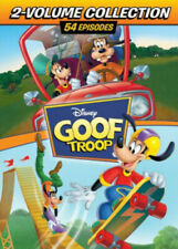 Goof Troop, Vol. 1 And 2 [New DVD] Boxed Set, Dolby, Subtitled