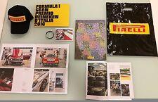 Pirelli 2016 Italian GP F1 Fan Pack