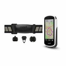 Garmin Edge 1030 Bicycling GPS Plus Mount and Sensor Bundle 010-01758-01