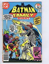 Batman Family #10 DC 1977
