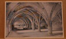 Unposted Postcard Durham Cathedral, The Crypt