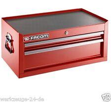 FACOM Caja de herramientas acero mit 2 Compartimentos de empuje BT.C2T