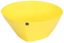 SET OF 2 Quest cuisine viva Coloured BPA Free plastic large 27cm salad bowl