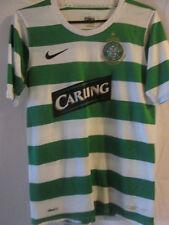 Celtic 2008-2009 Home Football Shirt Size Large Boys /5921
