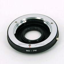 Minolta MD MC Lens to Pentax K PK adapter K-5 K-7 K-R K-M K110D K200D K20D K100D