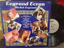 MICHEL LEGRAND legrand ecran UN HOMME EST MORT FRANCE 2308 070 EXC-