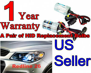 Xenon HID replacement Bulbs h1 h3 h4 h7 h11 h13 9004/6 9005 9007-Freightliner