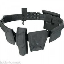 VIPER SECURITY PATROL BELT ACCESSORY SYSTEM BLACK HUNTING SHOOTING POLICE