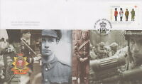 CANADA #2580 THE REGIMENTS - THE ROYAL REGIMENT OF CANADA FIRST DAY COVER