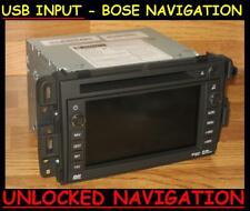 2010-2013 Chevy Tahoe Silverado GMC YUKON SIERRA NAVIGATION DVD RADIO USB BOSE