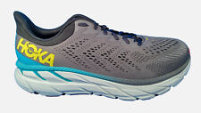 HOKA ONE ONE Clifton 7 Men's Comfort Cushioned Athletic Sneakers Size 10.5 Wide
