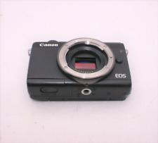 Canon EOS M100 Mirrorless 24.2MP Digital Camera Body Black