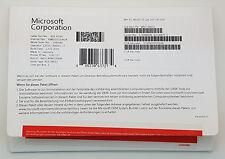 Microsoft Windows 8.1 32 Bit DVD Vollversion Deutsch WN7-00651 Rg. mit MwSt.