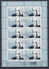 Österreichische Briefmarken mit Musik