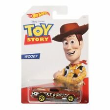 Disney Toy Story Movie Hot Wheels Collector Cars Complete Set of 6