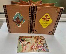 Rare livre pop up diorama Espagne la Casita de Azucar collection Radial no 1 tbe