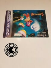 Rayman 3 - gameboy advance - notice
