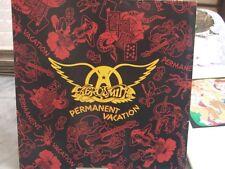 Aerosmith - Permanent Vacation-LP Vinile-924162-1 edizione francese Nuovo aperto