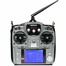 Radiolink AT10II (Mode 2) 12-Channel Transmitter Radio with R12DS Receiver
