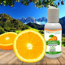 Piel Eterna y Joven con Potente Cuidado de Pura Vitamina C Natural -2oz