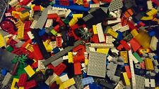 Lego 500g Clean Mixed Bricks & Pieces - 1/2 KG Bundle - Free UK Postage
