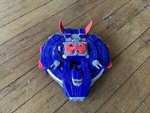 Power Rangers In Space  Blue Astro Spaceship  Vehicle Bandai 1997