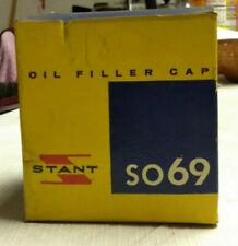 Vintage Stant SO69 oil filler cap 41-64 GM FORD CHRYSLER STUDEBAKER w/BOX