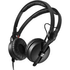 SENNHEISER HD25 CLOSED BACK PRO STEREO HEADPHONES, DJ, STUDIO & IPOD HEAD PHONES