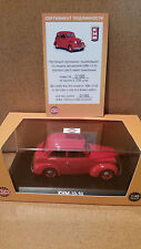 DIP RUSSIAN CAR KIM-10-50 LIMITED 1/43 USSR CCCP