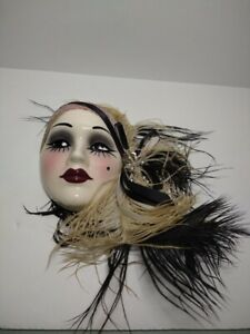 Gorgeous Wall Mask Unique Creations