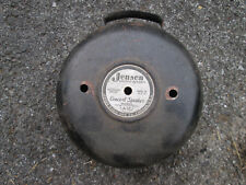 Vintage '50s JENSEN A-12 Field Coil Auditorium  Speaker BELL COVER! For Tube Amp