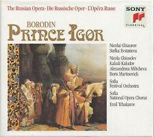 Borodin: Prince Igor (3 CDs, Sony)