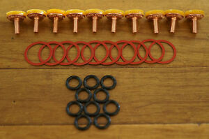 30 Piece Tap Washer Kit Delaware Jumper Valves O Rings EC Body Washers