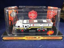 L-33 CODE 3 1:64 SCALE DIE CAST FIRE ENGINE - 98 RESCUE HEAVY RESCUE TRUCK