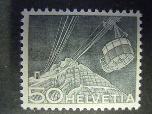 SWITZERLAND. 1949 50c ISSUE SG. 519 MINT NEVER HINGED