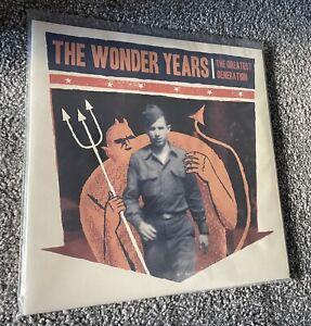 The Wonder Years - The Greatest Generation  - Gatefold Vinyl Double LP