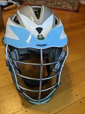 Cascade Pro7 Lacrosse Helmet Silver White
