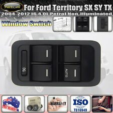 Ford Territory SX SY TX Electric Master Window Switch No Illumination