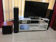 Home theatre ,Subwoofer Pure Acoustic  And Winner Amplifier