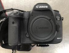 Canon EOS 5d Mark III Body 22.3mp - Black Digital Camera *tested* Fair