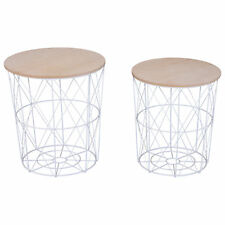 2x Table basse table d/'appoint table salon table Table basse 2er Set