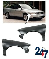 NEW AUDI A4 B5 1994 - 1996 FRONT WING FENDER PAIR SET LEFT N/S RIGHT O/S