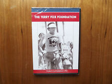 The Terry Fox Foundation Video Compilation #2 (Rare HTF DVD) New
