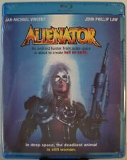 Alienator Blu-ray (2017 - Scream Factory OOP) Fred Olen Ray Jan-Michael Vincent