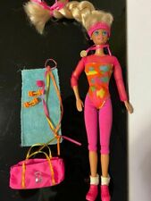 Vintage Gymnast Barbie Mattel