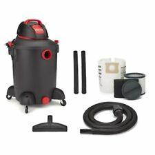 lightweight 10-Gallon 4-HP Portable Wet/Dry Shop Vacuum will do the job!