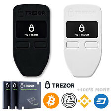 Trezor One Hardware Wallet | Brand NEW | Factory Sealed AUTHORIZED RETAILER