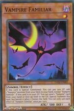 Vampire Familiar - DASA-EN001 - Super Rare 1st Ed YuGiOh