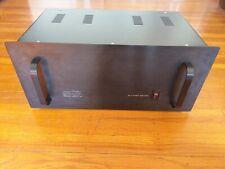 Mark Levinson ML-11 Stereo Power Amplifier (Need Repair)