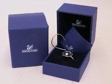 Authentic SWAROVSKI Marie Ring - Blue - Size 6 - In original box!